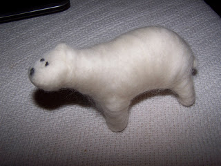 Polar Bear, Polar Bear, What do you see?