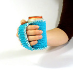 Keep your hands from getting cold and your drink from getting warm!