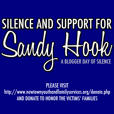 Day of Silence for Sandy Hook