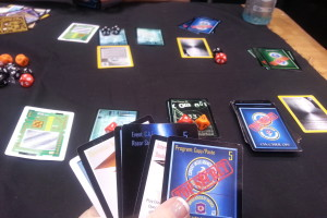 CiaCyberOps Card Game setup
