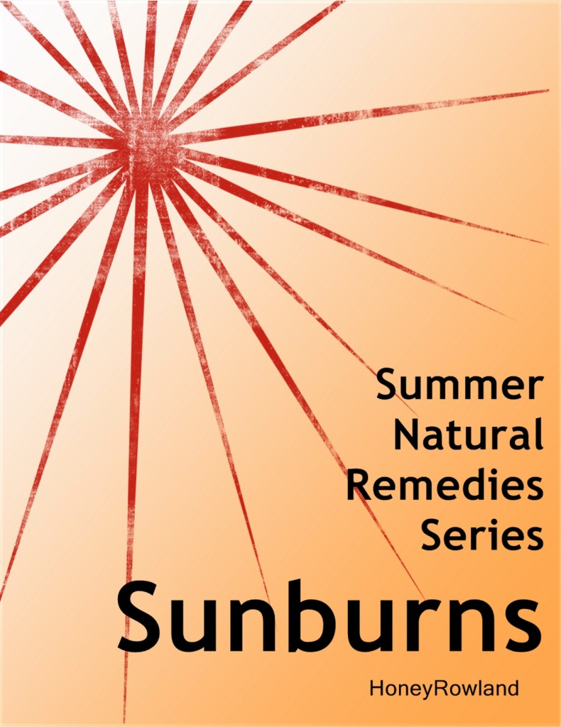 Natural remedies for summer issues like sunburns