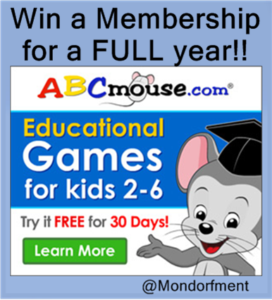 Win ABCMouse.com Online PreK Curriculum