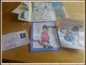 Pirates, New World Explorers, Notebook, Conquistador