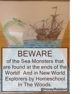 Sea Monsters, Myths and Legends of the Sea