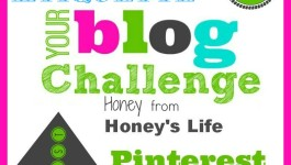 Pinterest Etiquette with #BB100 Pinterest Challenge with Honey of HoneysLife.com