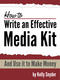 How to Write An Effective Media Kit by Kelly Snyder #MYBAB