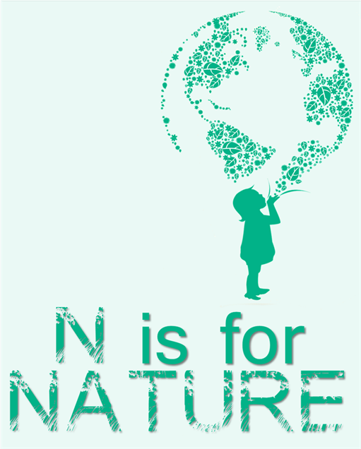 N is for Nature by Honey of Honey's Life