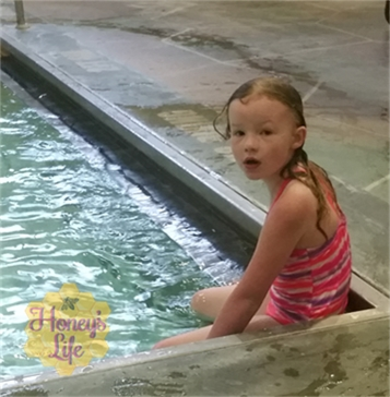 Swimming and fun from 5am till 11pm everyday at Ohio's Mohican State Park and Lodge.