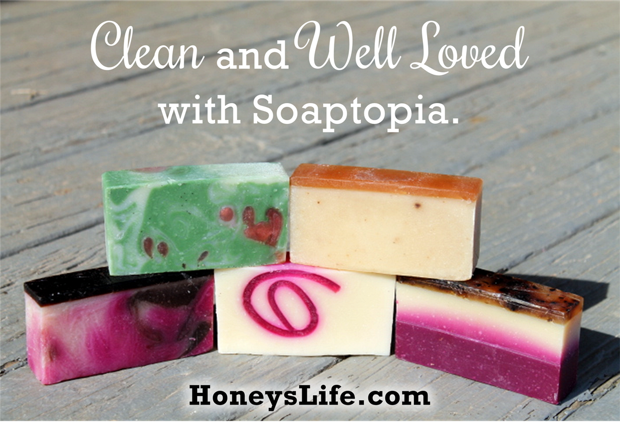 Valentine Day News about Soaptopia.
