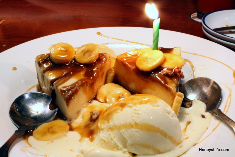 Bananas Foster Cheesecake #CelebrateLobster #LobsterWorthy #ad
