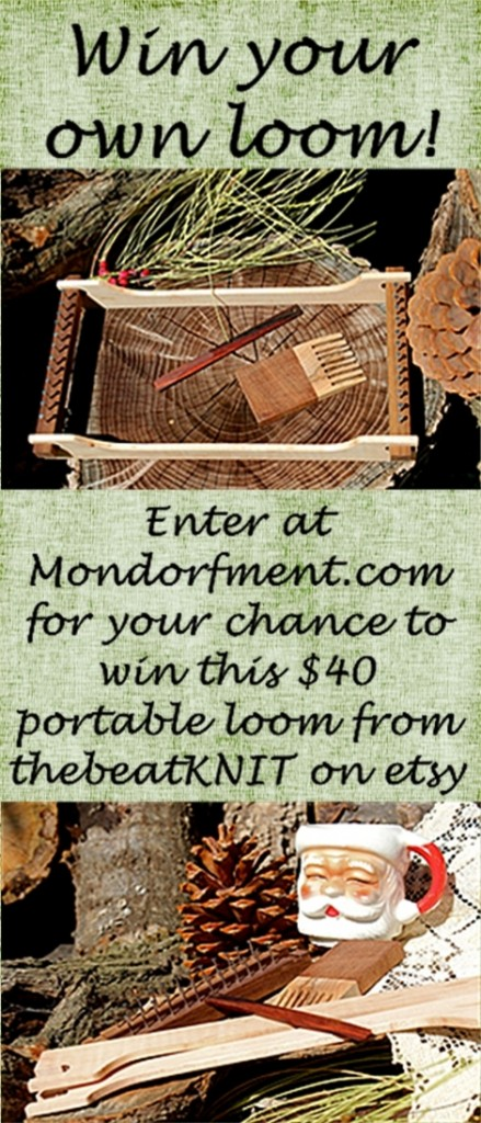 thebeatKNIT Portable Loom Giveaway