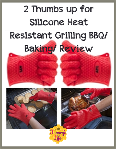 Silicone Heat Resistant Grilling BBQ/Baking/ Review